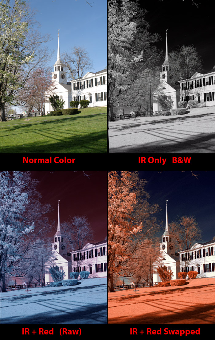 More Infrared Examples