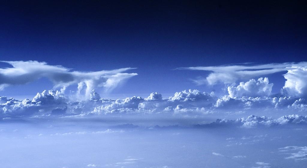Wild Blue Yonder in Infrared